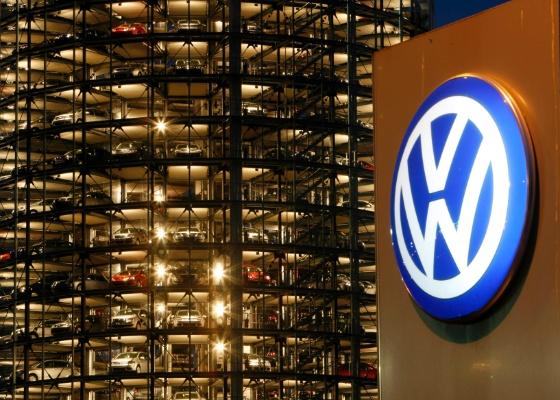 Embalada por bom momento alemão, Volkswagen tem alta e liderança de vendas na Europa - Arnd Wiegmann/REUTERS
