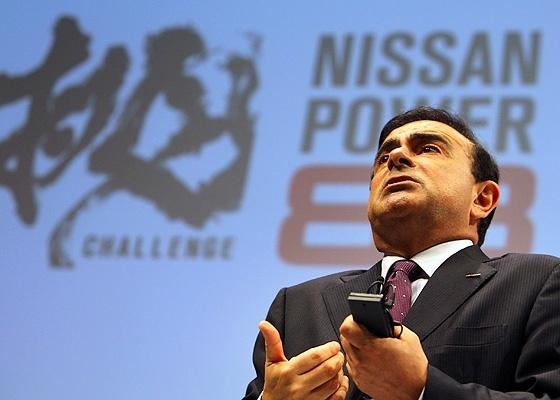 O executivo brasileiro Carlos Ghosn, chefão da aliança Renault-Nissan, é o mentor da resistência das marcas à crise de 2008/09 e ao terremoto/tsunami do Japão em 2011