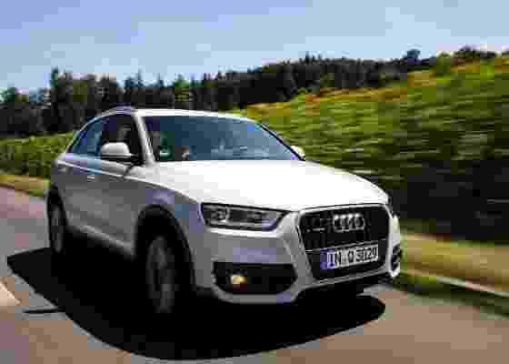 O menor dos SUV da Audi nem liga muito para BMW X1 -- mira está sobre o baby Range Rover - Divulgação