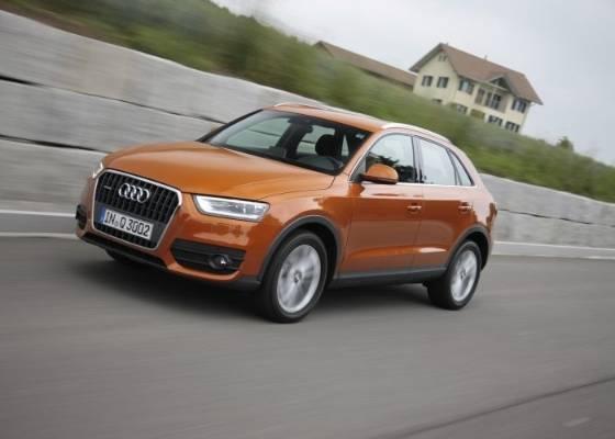 <b>Audi Q3 chega ao Brasil em 2012 para encarar BMW X1 e outros rivais premium</b>