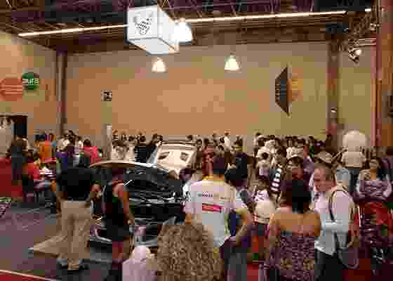 <b>Siag recebeu ao menos 90 mil pessoas em sua primeira edição, encerrada domingo</b> - Divulgação