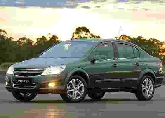 Chevrolet Vectra (1993-2011): um dos carros mais emblemáticos da marca no Brasil - Divulgação