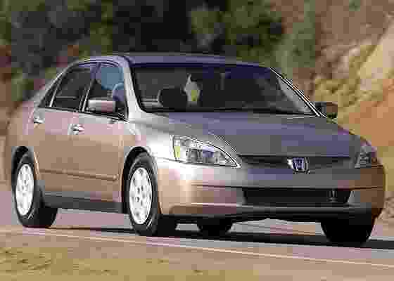 <b>No Brasil, 390 Honda Accord com motor 2.4 e câmbio automático foram chamados</b> - Divulgação