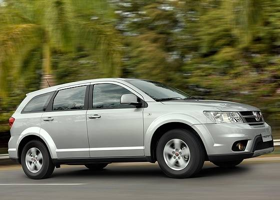 <b>Freemont: pela primeira vez, Fiat se arrisca a ter um crossover (ou SUV)</b> - Divulgação