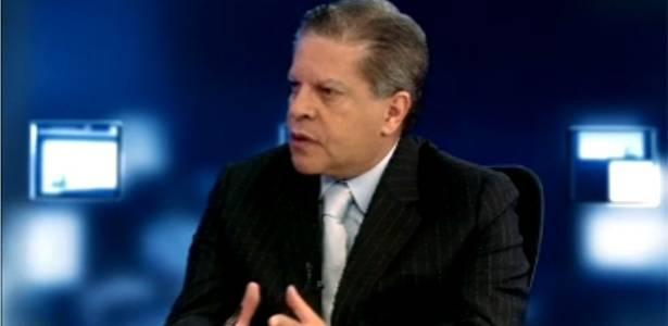 Avesso a entrevistas, Carlos Alberto de Oliveira Andrade, presidente do Grupo Caoa, afirmou<br>em programa de TV que vendas da Hyundai devem chegar a 250 mil unidades em 2012 - Reprodução