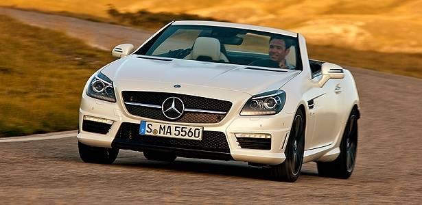 Além do acréscimo de potência, pacote AMG também promove melhorias na dirigibilidade do carro - Divulgação