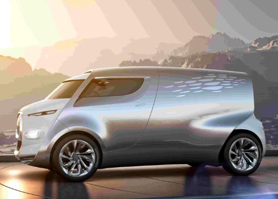 Citroën Tubik Concept: dele sai o novo modelo familiar de porte grande marca francesa - Divulgação