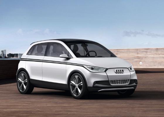 Conceito de minivan da Audi ressuscita o nome A2 e vem recheado de tecnologia - Divulgação