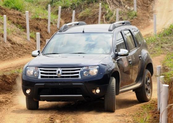 Disposição para encarar o off-road o Duster tem; resta saber se vai cair no gosto do brasileiro... - Murilo Góes/UOL
