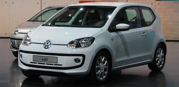 <b>Pequeno, modulável e barato, Up! é aposta da Volks para ser carro de volume</b>   - Murilo Góes/UOL