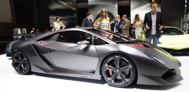 Lamborghini Sesto Elemento: superesportivo da marca italiana usa fibra de carbono para diminuir peso - Newspress