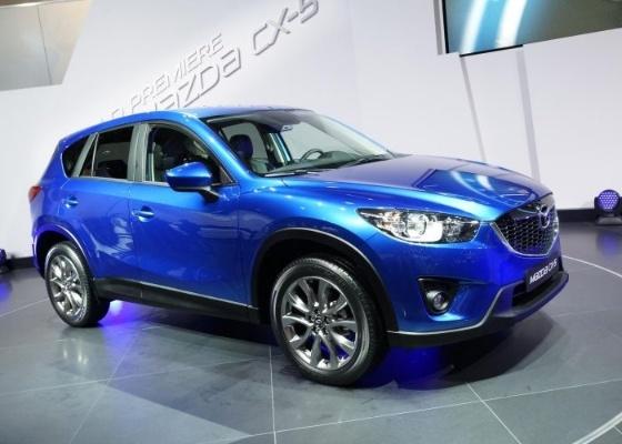 Mazda CX-5: crossover tem identidade oriental e passaporte carimbado para o Brasil - Newspress
