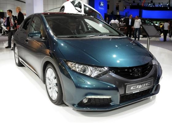 Novo Honda Civic europeu ficou mais careta, mas ainda assim faz nosso sedã morrer de inveja - Murilo Góes/UOL