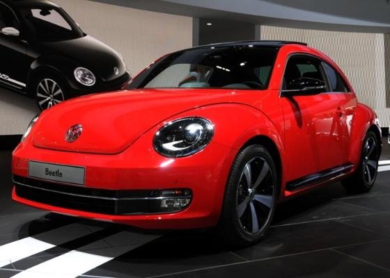 Volkswagen Beetle 2012: nova geração está mais masculina e fiel ao clássico dos anos 1940 - Murilo Góes/UOL