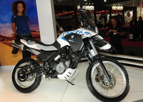 Após ano de recorde de vendas, mercado de motos brasileiro terá vários lançamentos em 2012 - Doni Castilho/Infomoto