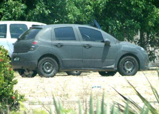 <b>Citroën C3 europeu já está passando por testes em Teresina, no Piauí</b> - Marciano Santos/UOL