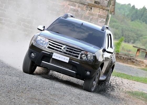 <b>Renault Duster: SUV compacto com cara sóbria e preços competitivos</b> - Divulgação