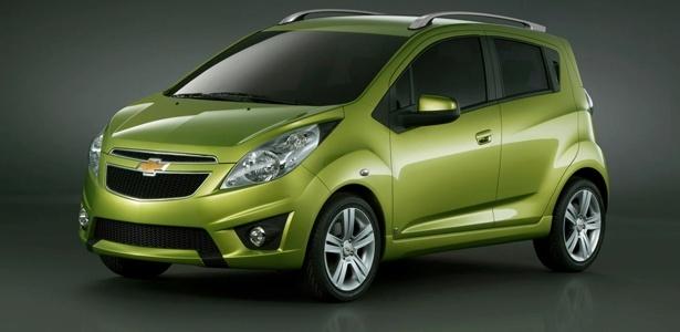 Chevrolet negou, mas Spark deve ser mesmo novidade produzida no país - Divulgação