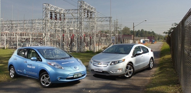 Leaf e Volt em comparativo da revista Car and Driver: disputa é nos EUA - Car and Driver