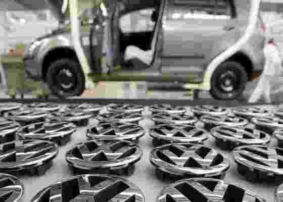 Além da Renault-Nissan, Volks quer liderar mundo automotivo, mas sofre com queda europeia - JOHN MACDOUGALL/AFP