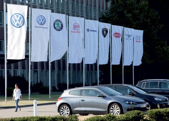 Volkswagen pode guardar incorporação da Porsche na manga até 2014 - Divulgação