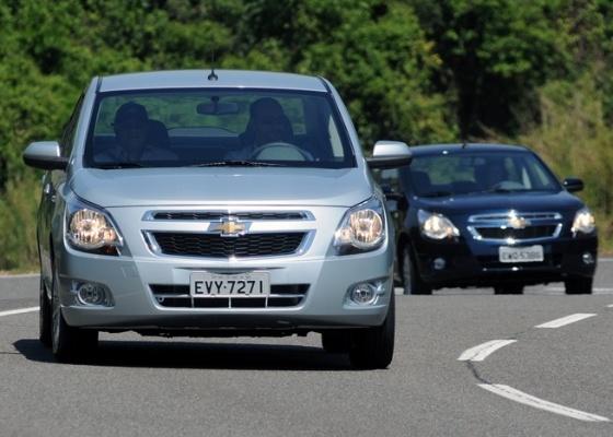 Chevrolet Cobalt: cinco anos de desenvolvimento, cara de Agile e cabine maior que a do Vectra - Murilo Góes/UOL