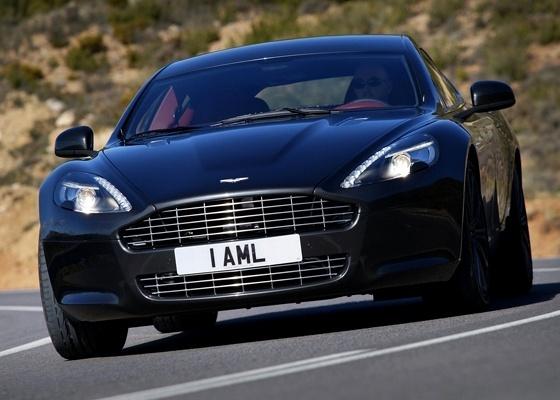 Rapide: vendeu zero em setembro e um em outubro, e elevou Aston Martin em 50% - Divulgação