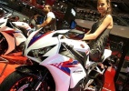 2011: Honda CBR1000RR 2012