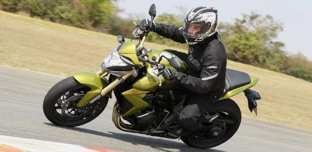 Design concebido na Europa da CB 1000R inspirou atual linha brasileira da Honda - Infomoto