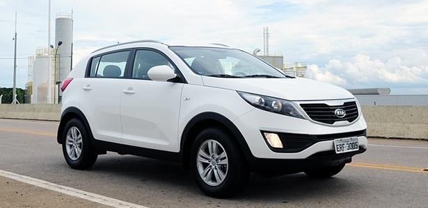 Cor branca pegou carona no luxo presumido de carros importados para se espalhar pelo país - Murilo Góes/UOL