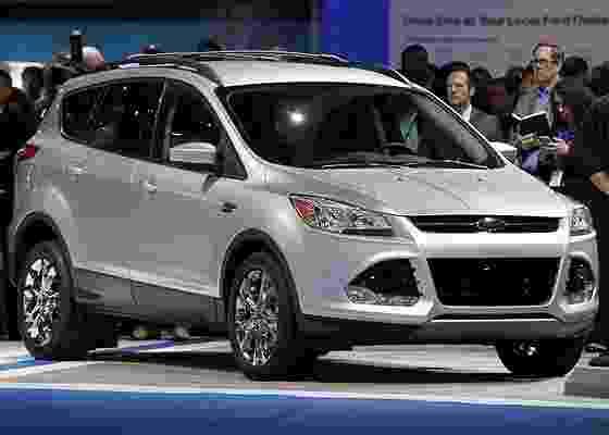 <b>Ford Escape: novo EcoSport, que chega em 2012, terá tudo a ver com este SUV</b> - Reuters
