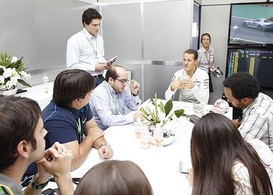 Mercedes Grand Prix/Divulgação