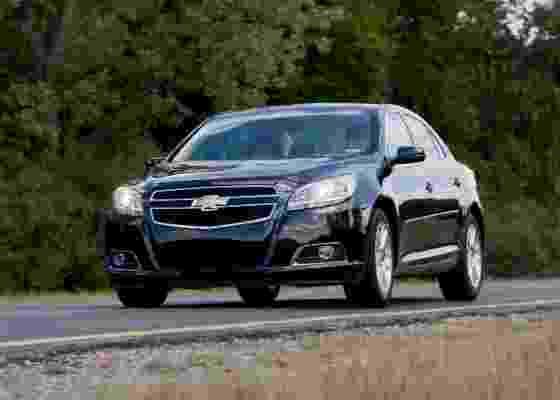 Nova geração do sedã médio-grande da Chevrolet chega às lojas em 2012, já como linha 2013 - Divulgação