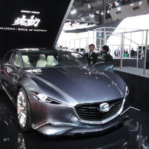 Inovar é com a Mazda. Gastar dinheiro com reclame na TV já é uma outra história... - Claudio de Souza/UOL