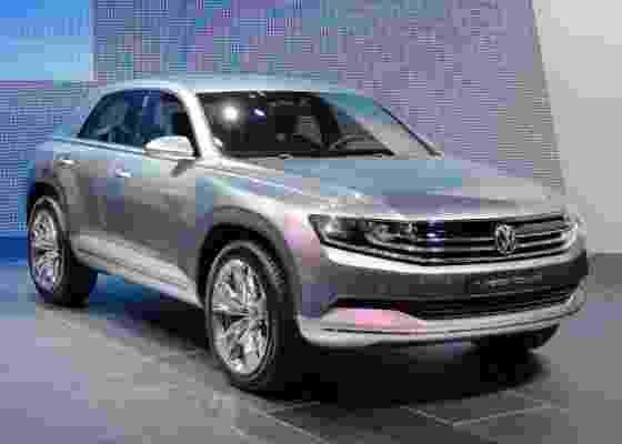<b>Cross Coupé: conceito de SUV mostra do que é capaz a nova plataforma da Volks</b>  - Claudio de Souza/UOL