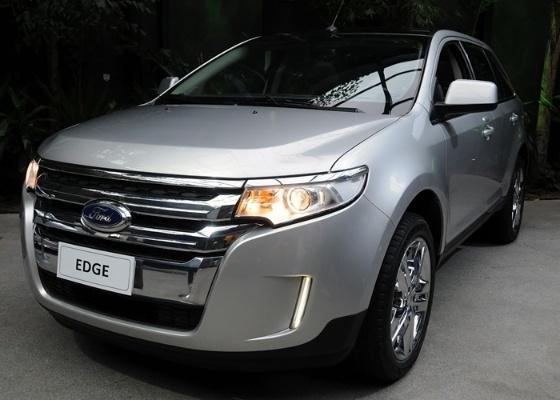 O carro é o mesmo; a diferença está no preço, que pode ajudar o Edge a decolar no Brasil - Murilo Góes/UOL