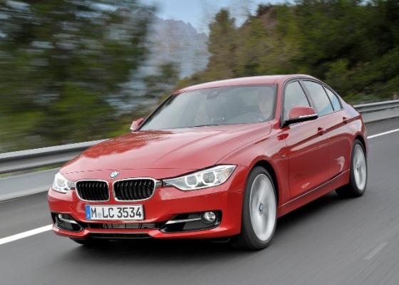 Alta demanda pelo Série 3 (foto) e pela nova geração do hatch Série 1 aceleram vendas da BMW - Divulgação