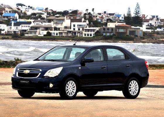 Chevrolet Cobalt foi o décimo mais vendido na quinzena e ajudou marca da GM a ser líder - Divulgação