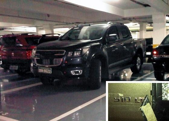 Fotos publicadas por <b>UOL Carros</b> quando foi revelado que o nome Chevrolet S10 será mantido  - UOL