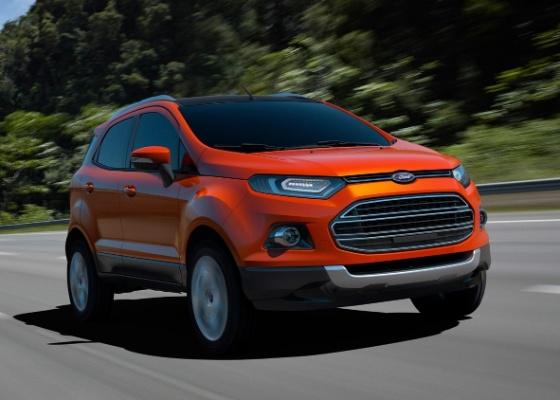Perspectivas, mercado e lançamentos, como o novo Ford EcoSport, serão temas do programa - Divulgação