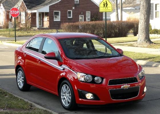 Chevrolet Sonic substitui Corsa na categoria dos compactos premium, acima do Agile - Eugênio Augusto Brito/UOL