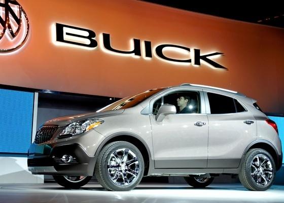 Buick Encore: SUV ainda não tem visto para o Brasil, mas GM pode precisar de um anti-Eco...