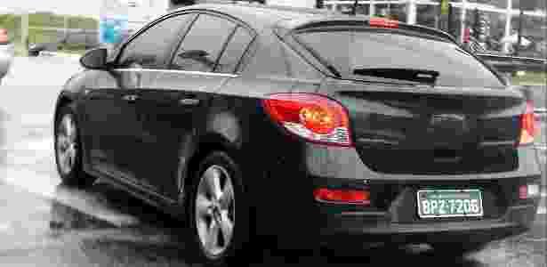 Chevrolet Cruze hatch é visto quase sem disfarce na Zona Sul de São Paulo (SP) - Alexandre Sinato/UOL