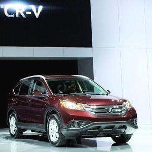 CR-V 2012: lançamento no começo de março - Getty Images