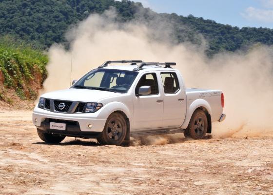 Nissan Frontier 2013 ganhou ânimo, mas versão mais barata parte de R$ 90.990 - Divulgação