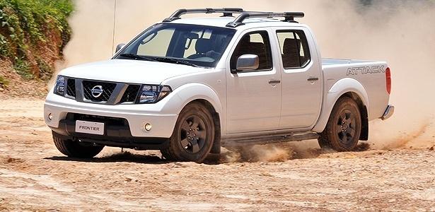 Nissan Frontier 2013: mais forte e mais cara, picape pode ter vendas abaladas pelo recall - Divulgação