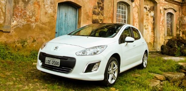 308 recoloca Peugeot na briga com modelos como Hyundai i30, Ford Focus e VW Golf  - Divulgação