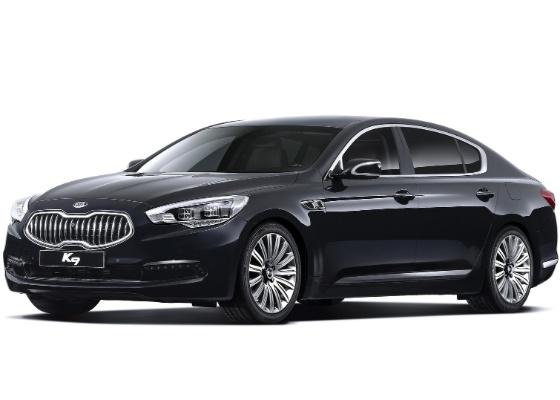 K9 está para a Kia assim como o Genesis, ainda inédito no Brasil, está para a 'irmã' Hyundai