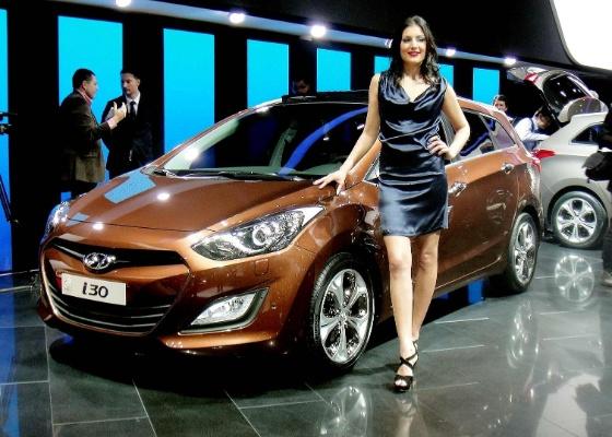 Hyundai apresenta segunda geração da perua i30 CW, baseada no hatch médio - Rodrigo Lara/UOL
